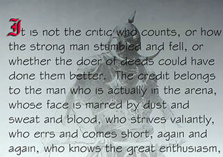 Teddy Quote/Death Dealer - Phillip Schiefer