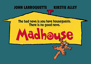 Madhouse - Custom Propmaking/Puppeteering/SPFX