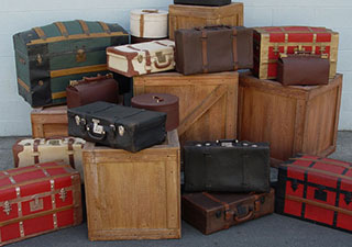 Great Fakes - Outdoor Prop Luggage/Crates Product line