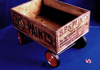 Honey 2 - Miniature Wagon