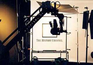 History Channel - Hero Motion Control Models