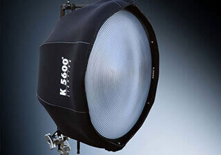 K5600 Big Eye Lighting Fixture Lens Work